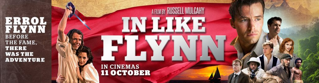 In Like Flynn giveaway