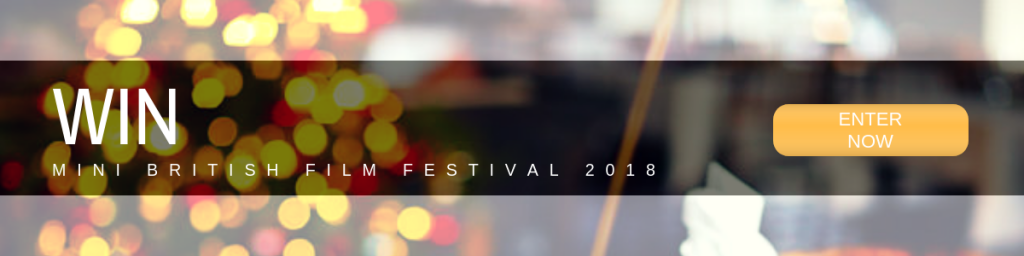 win; giveaway; british film festival; perth