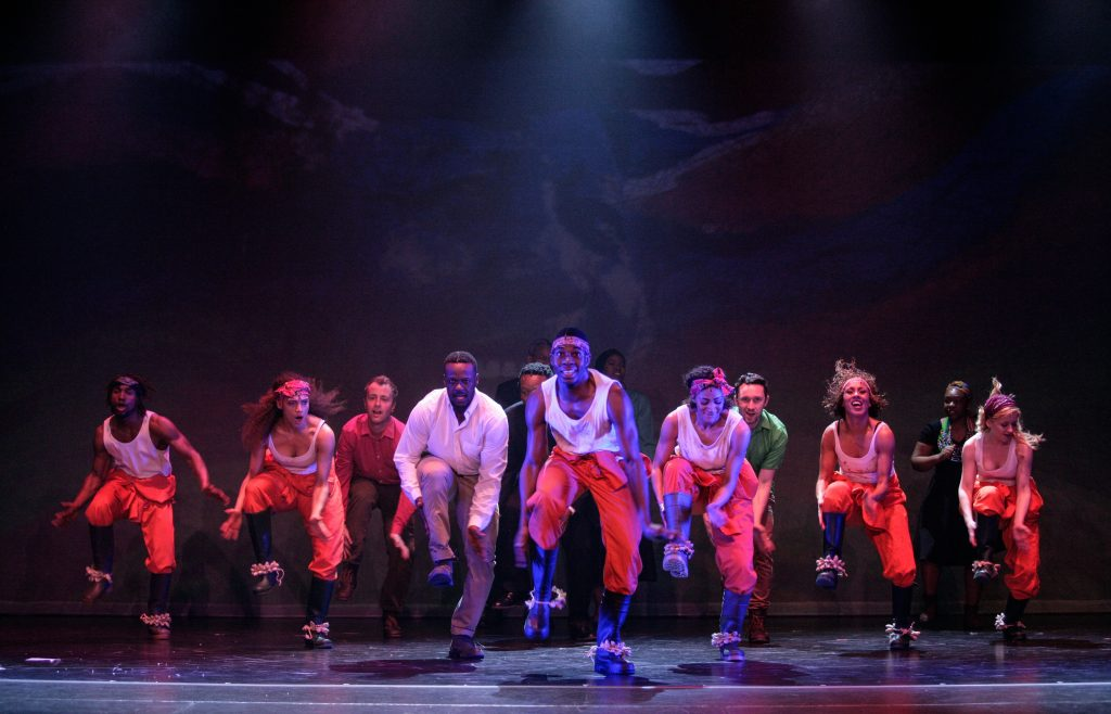 Madiba the Musical - Crown Theatre Perth
