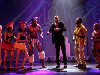 Madiba the Musical Crown Theatre
