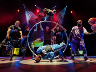 360 ALLSTARS, PERTH FRINGE WORLD 2019