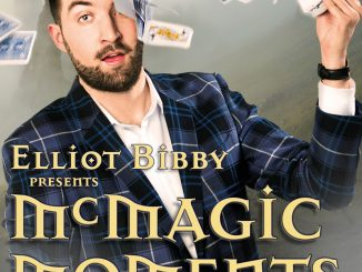 McMagic Moments; Elliot Bibby