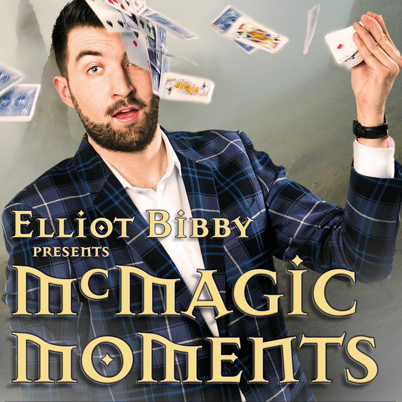 McMagic Moments; Elliot Bibby