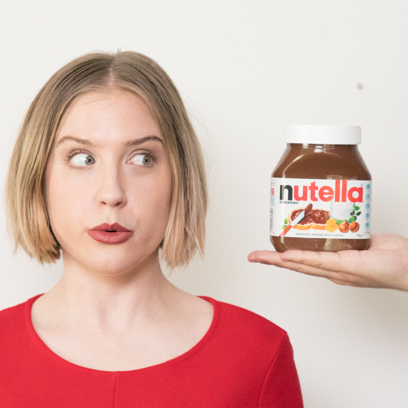 Fringe World 2019; Boys Taste Better With Nutella