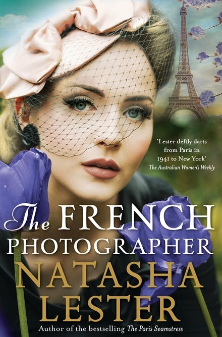 The French Photographer Book Cover