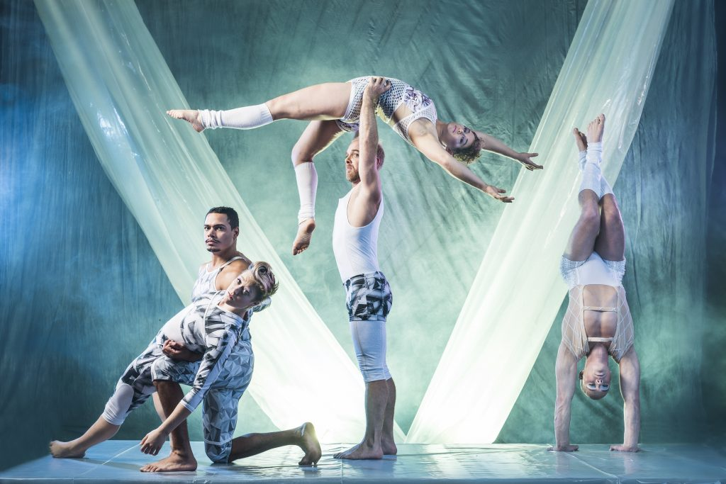 Perth Giveaway; Circus Oz - Precarious; His Majesty's Theatre