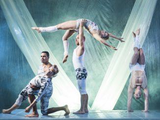 Perth Giveaway; Circus Oz - Precarious; His Majesty's Theatre