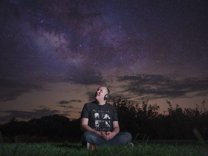 Trevor Jones; Under the Milky Way