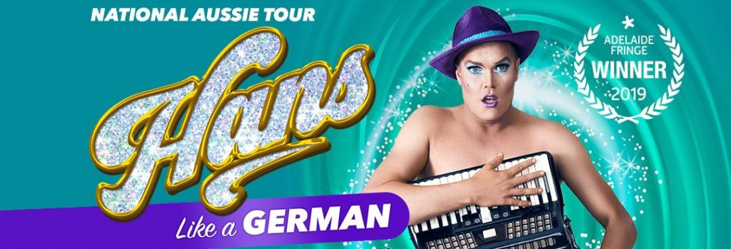 Hans: Like a German Aussie Tour