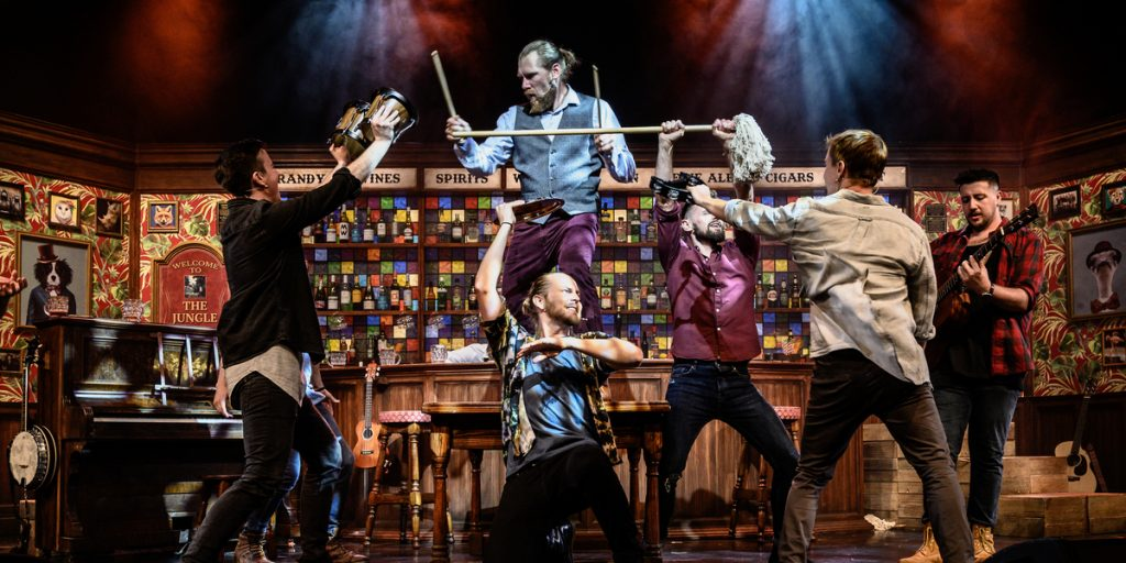 Fringe World Perth | The Choir of Man | Review