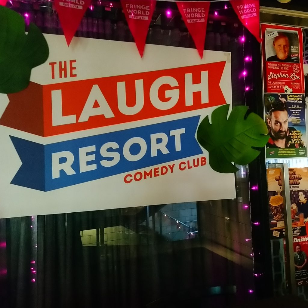 Laugh Resort Comedy Club Perth