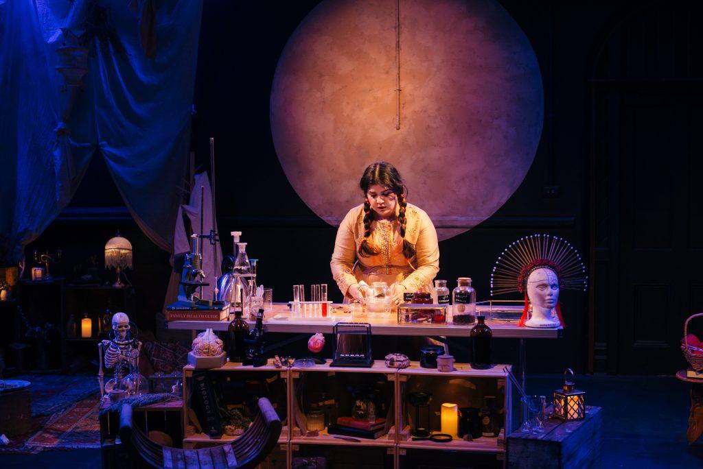 Perth theatre MoR